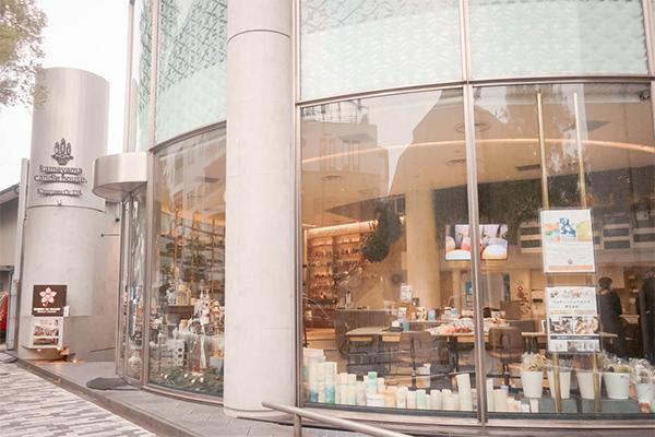 東京おしゃれキャンドル専門店 カメヤマキャンドルハウス