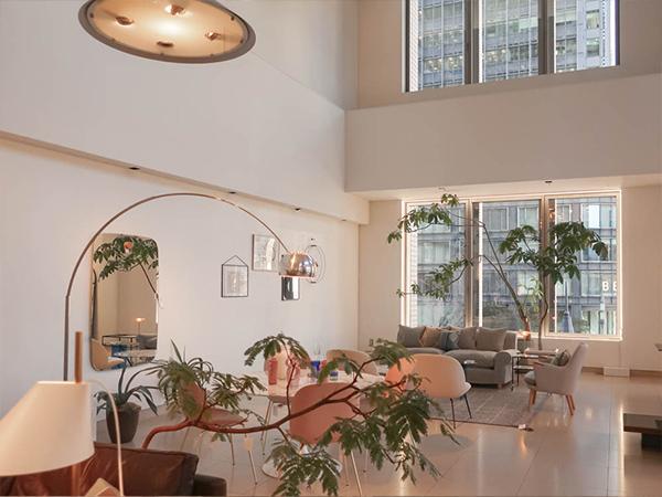雑貨屋コンランショップ3階家具