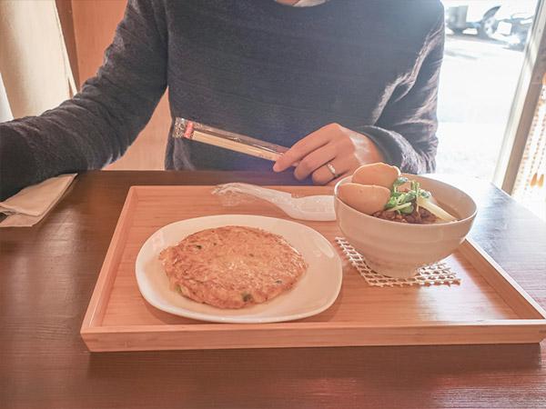 嬉嬉豆漿キキトウジャン朝ごはん朝食