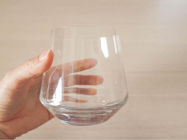 ウイスキーグラス¥1500
