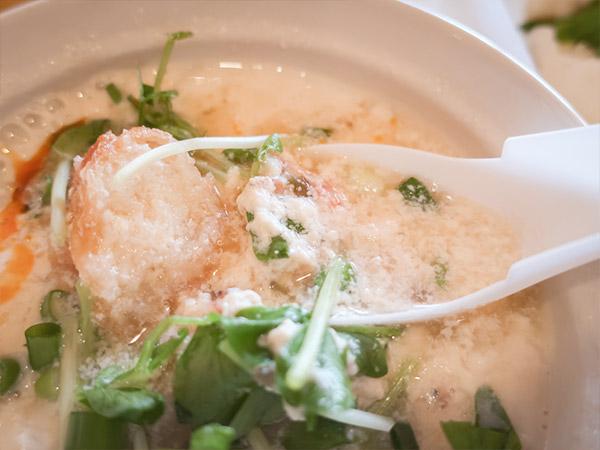 嬉嬉豆漿キキトウジャン豆乳スープ