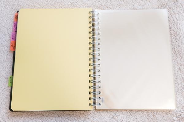 ロルバーン手帳 ポケット