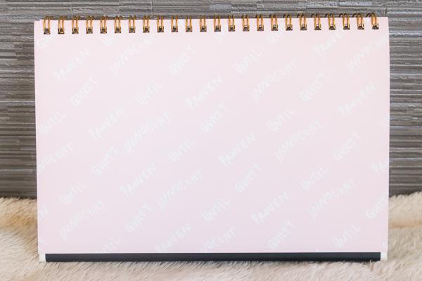 4種類のノートページ2