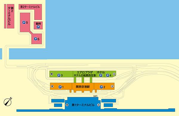 関西空港ターミナル