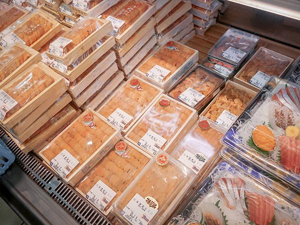 アメ横鮮魚吉池2