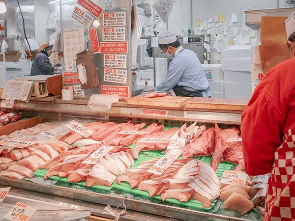 アメ横鮮魚吉池