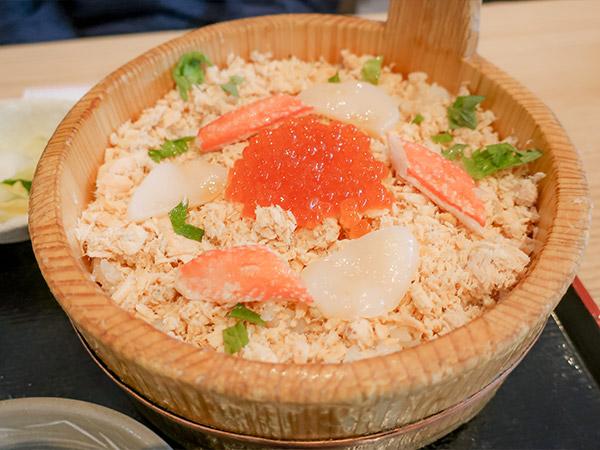 ★北海飯 ¥1380